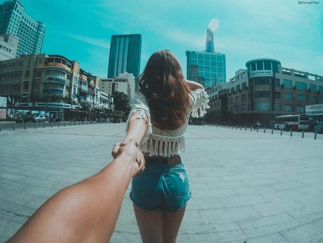 Đây chính là bộ ảnh Nắm tay em đi khắp thế gian phiên bản Việt đẹp và lãng mãn nhất! - Ảnh 15.