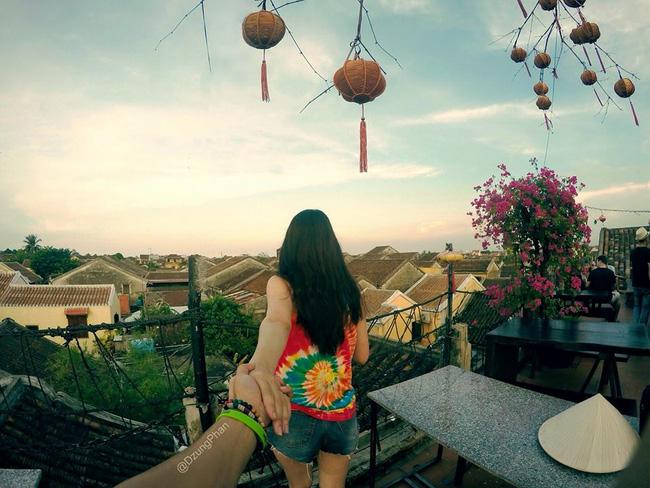 Đây chính là bộ ảnh Nắm tay em đi khắp thế gian phiên bản Việt đẹp và lãng mãn nhất! - Ảnh 16.