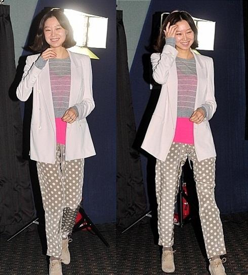 Gong Hyo-jin: Nữ diễn viên mặc đẹp nhất nhì showbiz Hàn 8