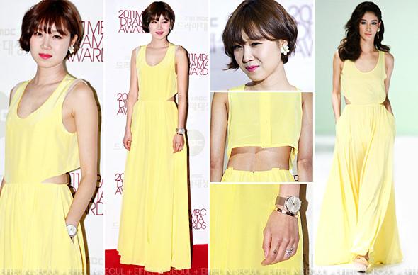 Gong Hyo-jin: Nữ diễn viên mặc đẹp nhất nhì showbiz Hàn 9