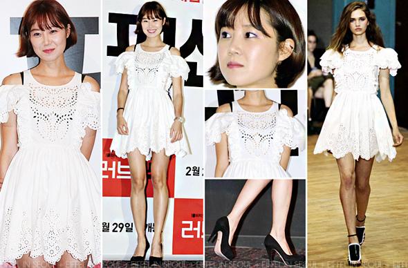 Gong Hyo-jin: Nữ diễn viên mặc đẹp nhất nhì showbiz Hàn 10