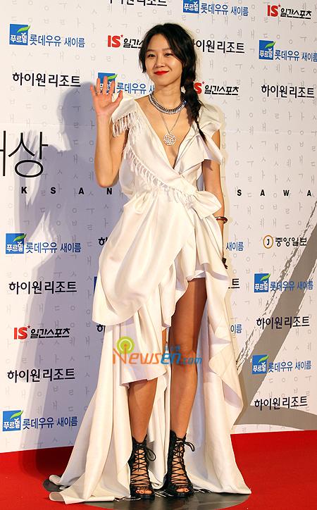 Gong Hyo-jin: Nữ diễn viên mặc đẹp nhất nhì showbiz Hàn 18
