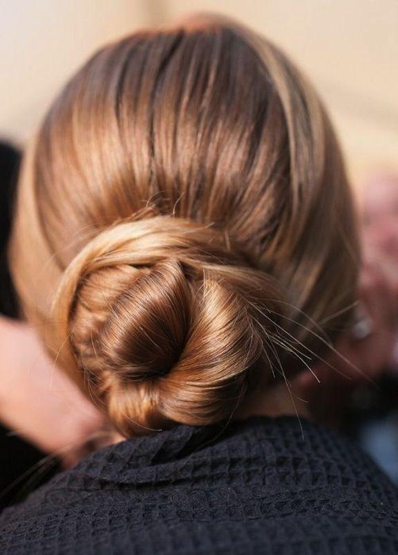 10 gợi ý tóc búi tuyệt vời cho Thu/Đông 2013 3