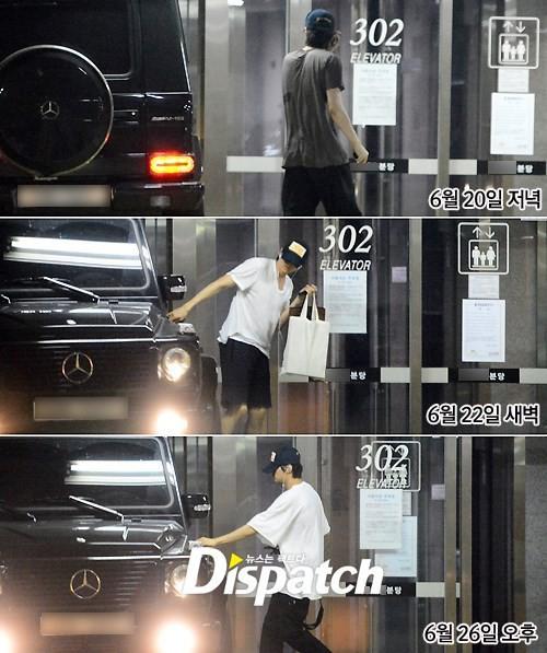 Lộ ảnh Won Bin hẹn hò với Lee Na Young 3