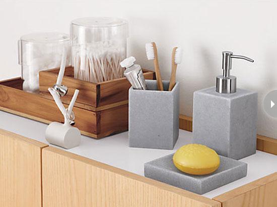 6 mẫu ống cắm bàn chải đánh răng phong cách cho nhà tắm 4