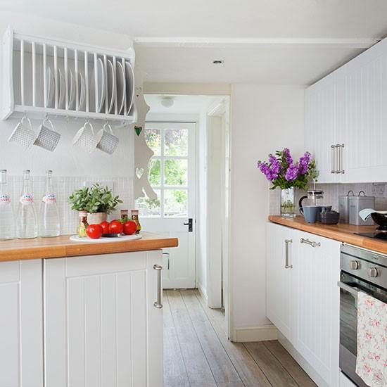 10 thiết kế bếp nhỏ xinh bà nội trợ nào cũng mê 4
