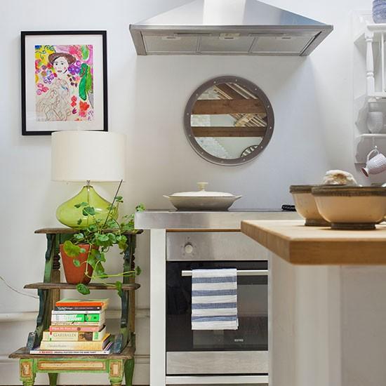 10 thiết kế bếp nhỏ xinh bà nội trợ nào cũng mê 8
