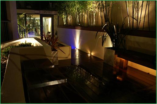 nha dep lung linh nho nghe thuat chieu sang ngoai that thiết kế nhà đẹp lung linh nhờ nghệ thuật chiếu sáng ngoại thất