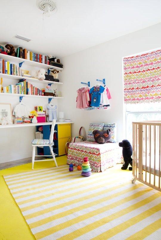 Giải pháp lưu trữ thiết thực cho phòng ngủ của bé 1