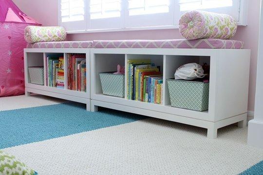 Giải pháp lưu trữ thiết thực cho phòng ngủ của bé 10