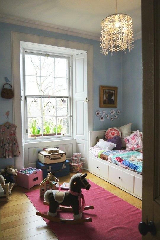 Giải pháp lưu trữ thiết thực cho phòng ngủ của bé 4