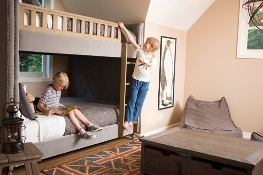 Giải pháp lưu trữ thiết thực cho phòng ngủ của bé 9