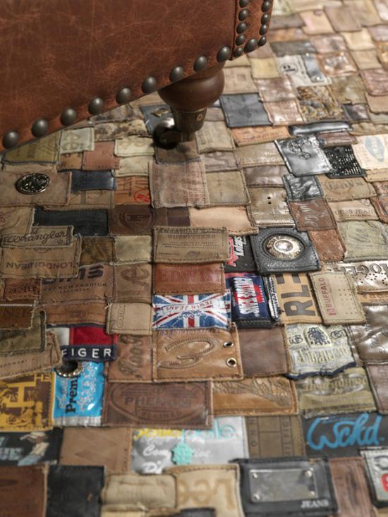 Thích thú với bộ sưu tập 25 mẫu thảm trải sàn đẹp và độc đáo 16