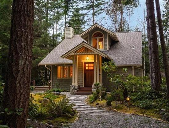 Nhà gỗ có tuổi thọ cao và là giải phái pháp thân thiện với môi trường