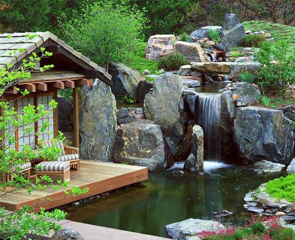 Những thiết kế hồ nước nhỏ xinh cho sân vườn 6