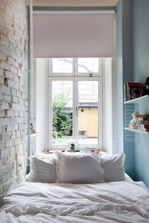 B i tr ph ng ng nh c c th ng minh v cu n h t for Small bedroom no windows