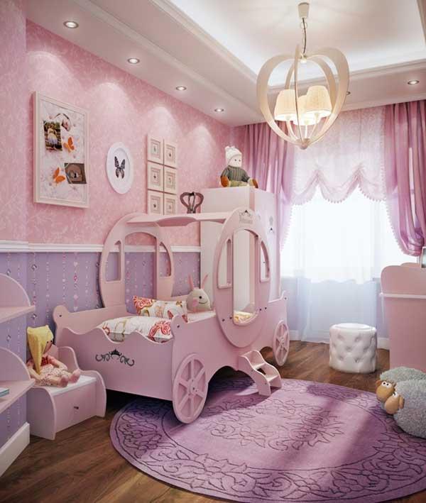 giuong ngu cho be2 Bé yêu nhà bạn sẽ thích mê những kiểu giường ngủ thế này