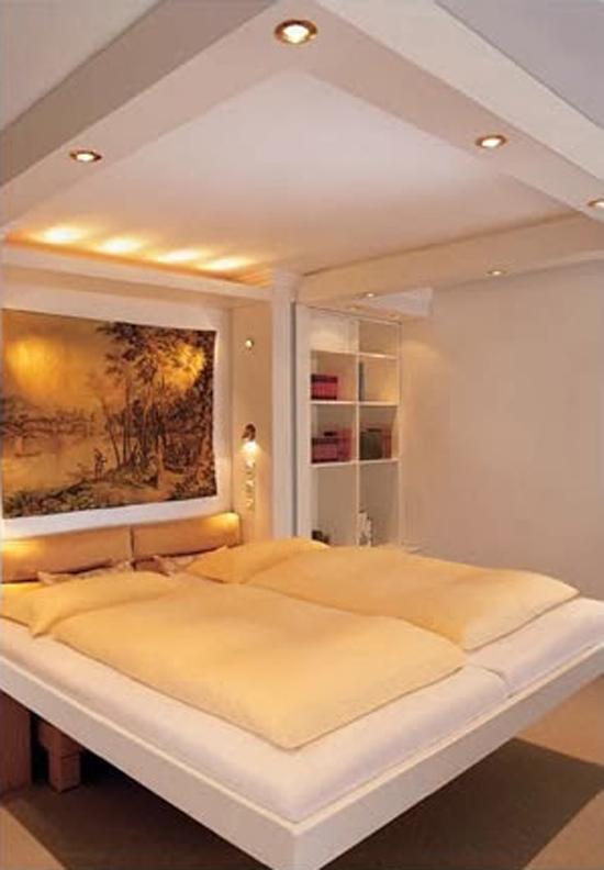 giuong ngu 11 Thích mê những kiểu giường tiết kiệm diện tích