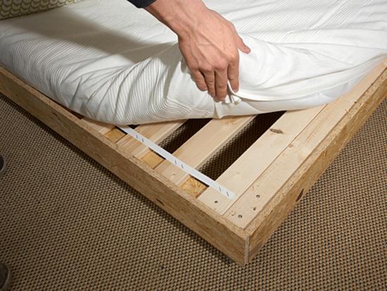 giuong ngu 9 Thích mê những kiểu giường tiết kiệm diện tích