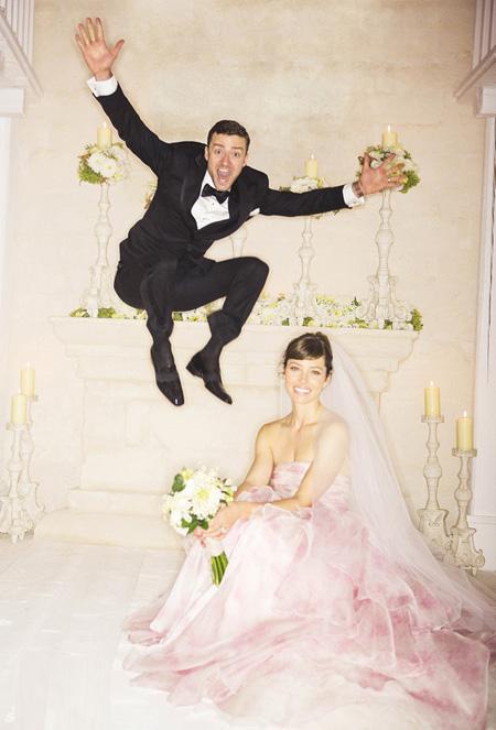 Những đám cưới xa hoa bậc nhất của các ngôi sao 4