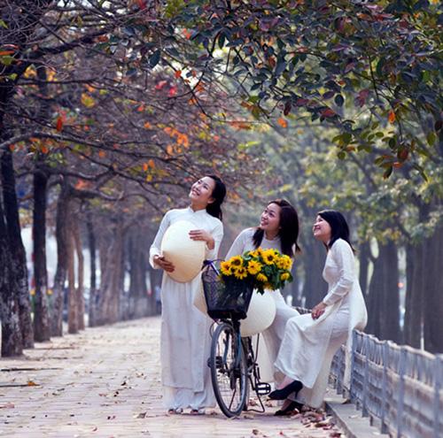 8 địa điểm chụp ảnh đẹp ở Hà Nội 9