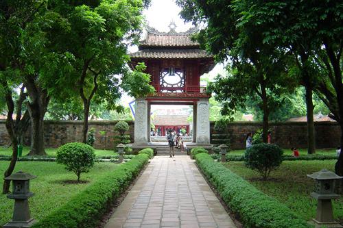 8 địa điểm chụp ảnh đẹp ở Hà Nội 10