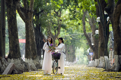 8 địa điểm chụp ảnh đẹp ở Hà Nội 7