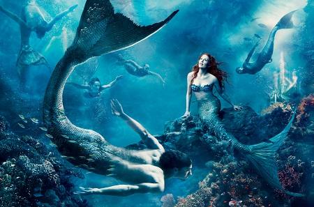 """Sự thật về xác ướp """"nàng tiên cá"""" nổi tiếng 1"""