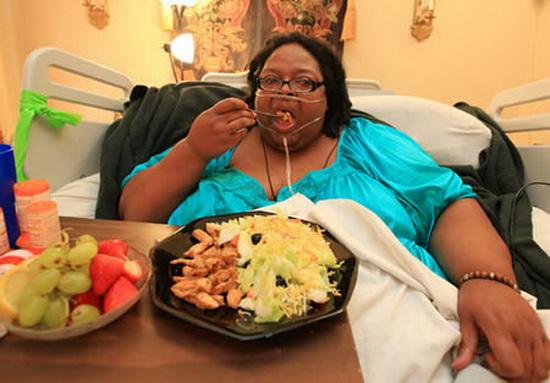 Những phụ nữ béo nhất thế giới 2
