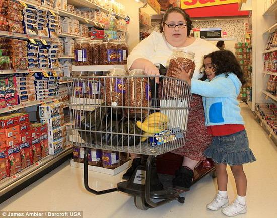 Những phụ nữ béo nhất thế giới 7