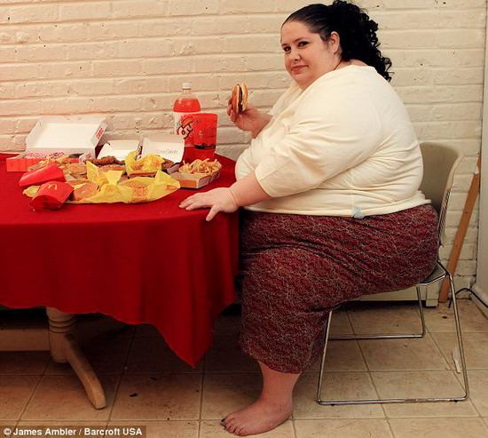 Những phụ nữ béo nhất thế giới 6