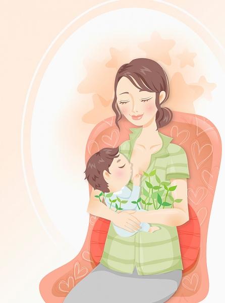 7 bước giúp bé cai sữa đêm để ngủ liền giấc 1