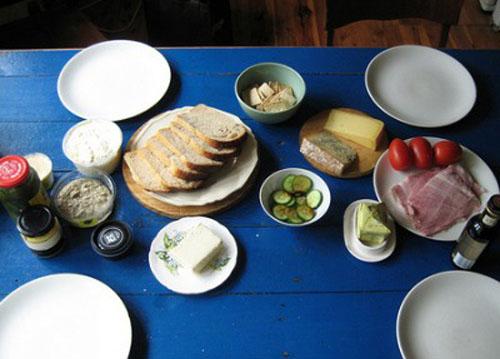 Trẻ em Mỹ và 7 món ăn trưa phổ biến 7