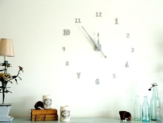 Mẹo trang trí nhà bằng những chiếc đồng hồ treo tường độc đáo 11