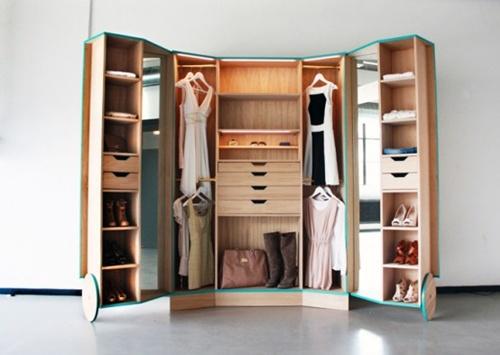 2 thiết kế tủ độc đáo và nổi bật cho không gian sống 2