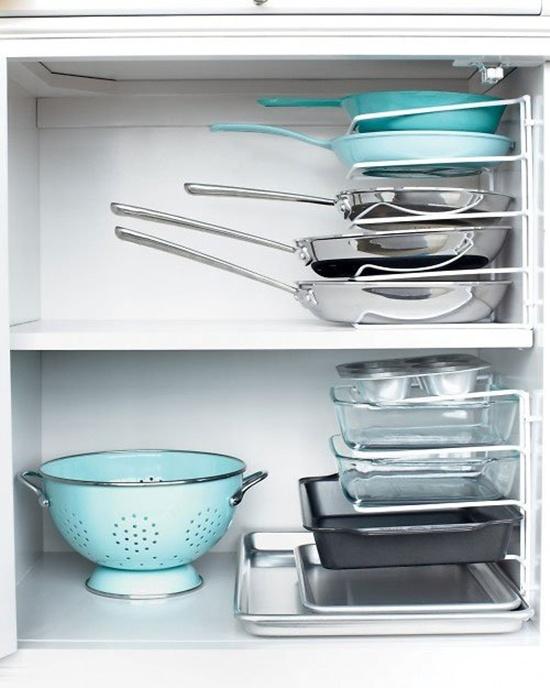 8 mẹo nhỏ giúp nhà bếp luôn gọn gàng sạch sẽ 4