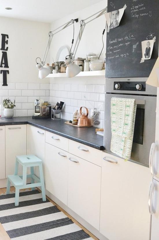 8 mẹo nhỏ giúp nhà bếp luôn gọn gàng sạch sẽ 6
