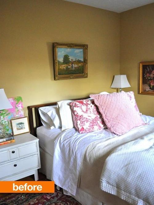 Cải tạo 3 phòng ngủ đẹp ngẩn ngơ với chi phí từ 4 triệu đồng 3