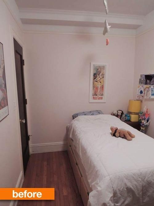 Cải tạo 3 phòng ngủ đẹp ngẩn ngơ với chi phí từ 4 triệu đồng 5