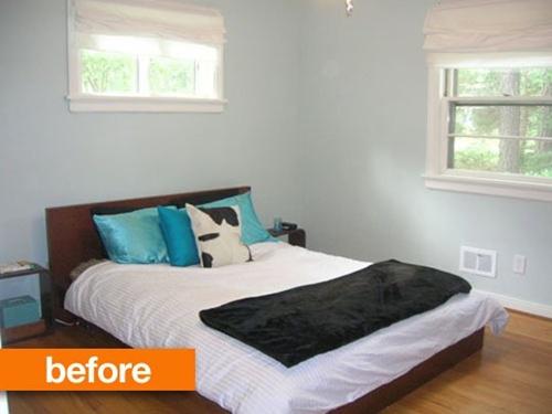 Cải tạo 3 phòng ngủ đẹp ngẩn ngơ với chi phí từ 4 triệu đồng 1