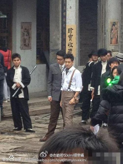 """""""Thợ săn thành phố"""" Lâm Chí Dĩnh trẻ trung bất ngờ 5"""