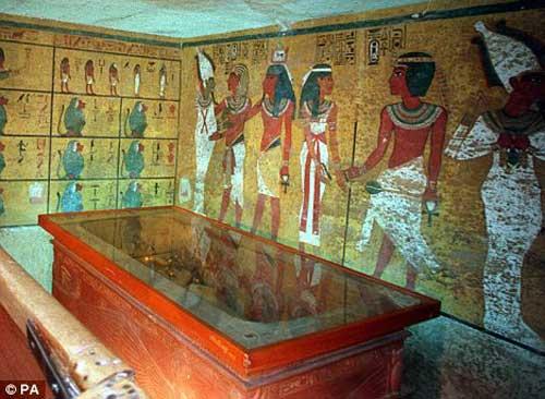 Bí ẩn của những ngôi mộ cổ 9
