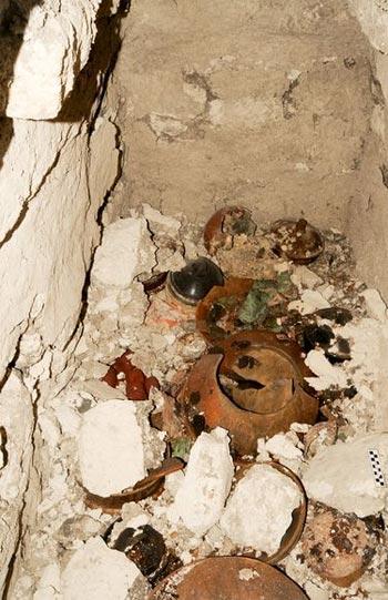 Bí ẩn của những ngôi mộ cổ 6