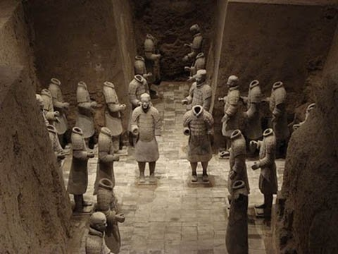 Bí ẩn của những ngôi mộ cổ 3
