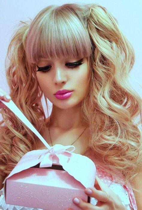 Cô nàng người Nga đẹp như búp bê Babrie 3