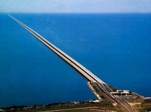 10 cây cầu dài nhất thế giới khiến du khách mê mẩn 10