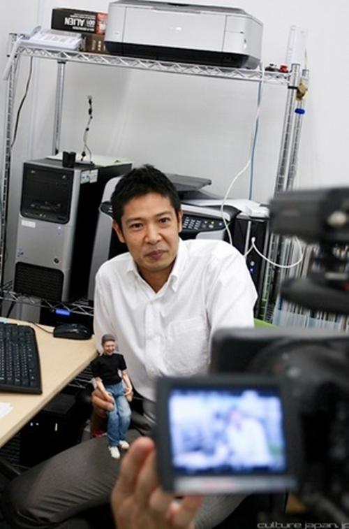 Nhật Bản: Búp bê 3D có gương mặt giống hệt người thật  6