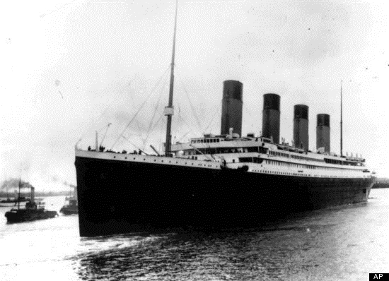 2 chuyện tình ít người biết trên tàu Titanic 1