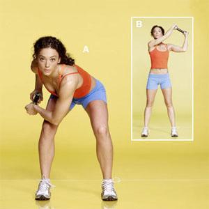 4 động tác thể dục đơn giản cho vòng eo thon kịp đón Tết 4