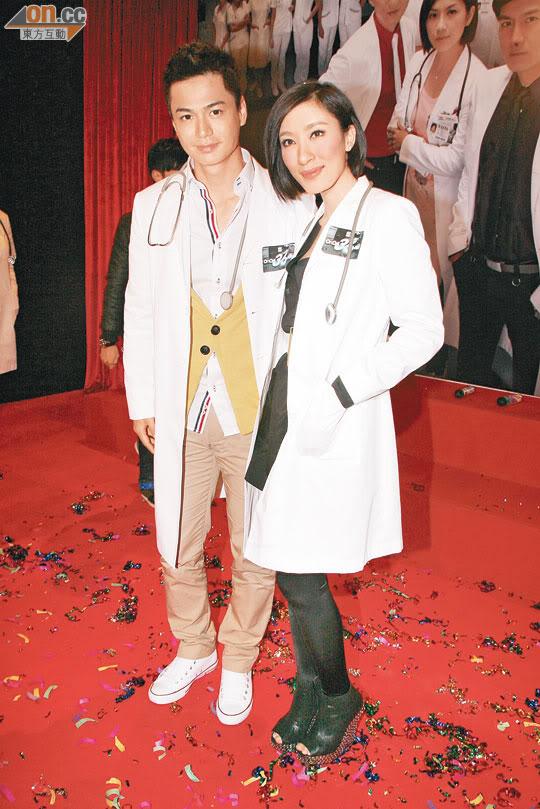Mũi của Dương Di - Ảnh Hậu TVB 2012 ngày càng... đáng sợ 14